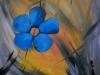 38-Blue daisy